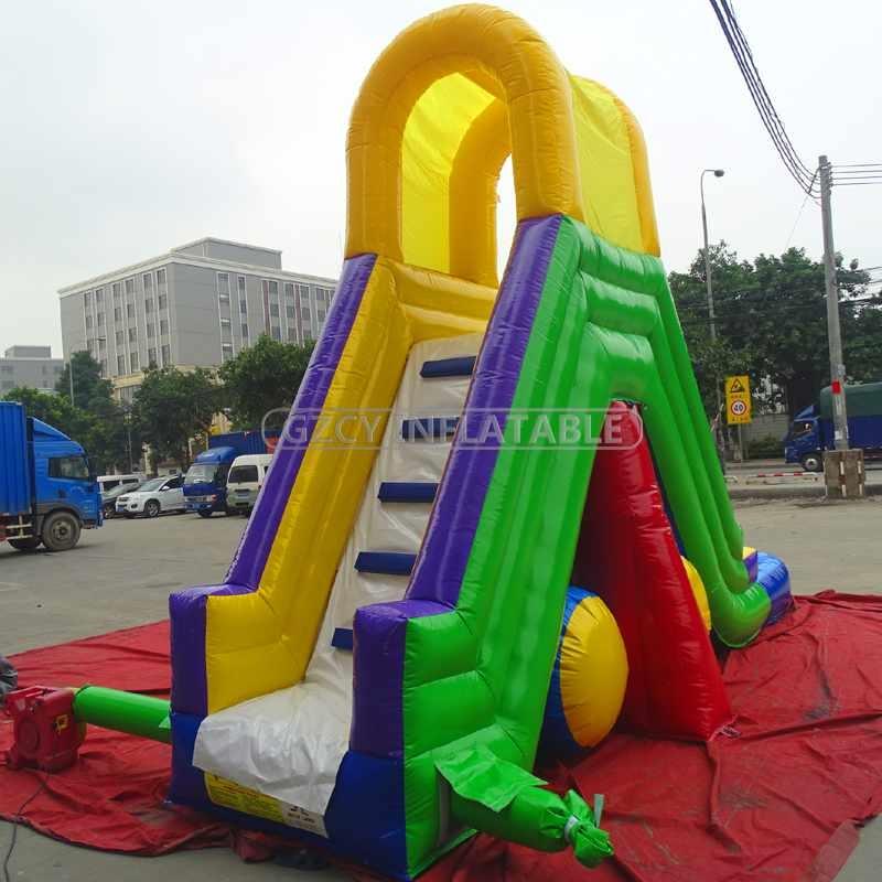 Inflatable Slide Pool Tesco: Kids Pool Slide Inflatable